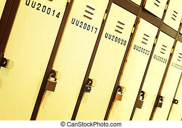 locker in school