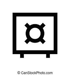 locker  pixel perfect icon