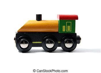 locomotiva, brinquedo