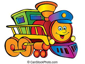 locomotive.