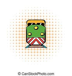 Locomotive comics icon