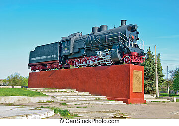 Locomotive (monument)