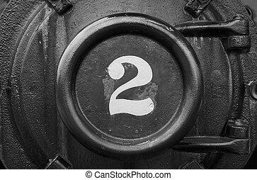 Locomotive Number 2