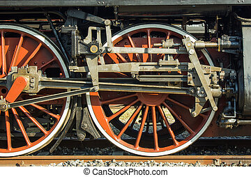 Locomotive - Steam locomotive