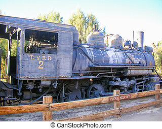 locomotive steam train