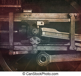 locomotive wheel drive