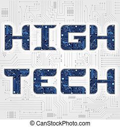 "locution, ""high, tech"""