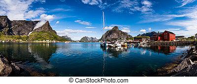lofoten, archipel