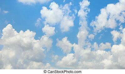 Lofty Clouds Loop