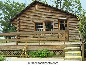Log Cabin 1 - Log Cabin