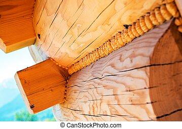 Log Homes Technology