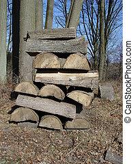 log pile #2
