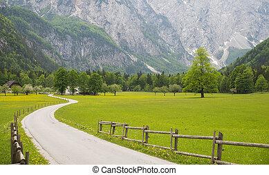 Logarska dolina/ Logar valley, Slovenia - Logarska dolina/...