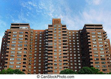 logement, public