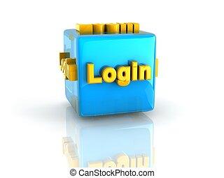 login , ηλεκτρονικός εγκέφαλος απάντηση