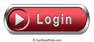 Login icon or button,,login,,,,,,login button, login icon, login sign, icon, button, sign,,,,,sign in,, ,,,,,word, text, red, blue, yellow, long