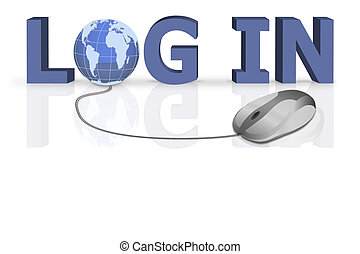 login, www, logon, of, binnengaan