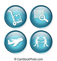 Logistic and pictogram design