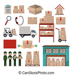 Logistics and delivery design