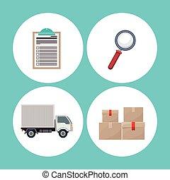 Logistics design