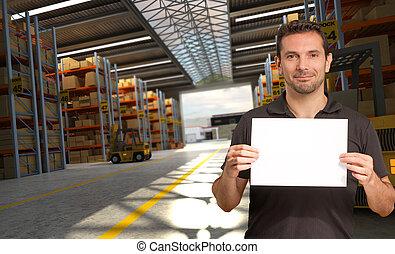 Logistics offer