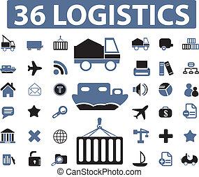 logistics signs