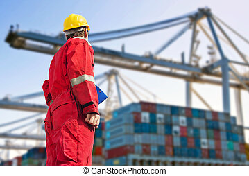 logistik, internationale