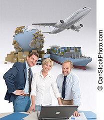 logistik, professionals