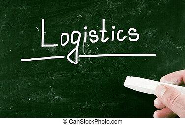 logistique, concept