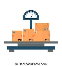 logistique, conception, transport