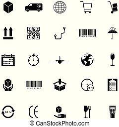 logitstice icon set