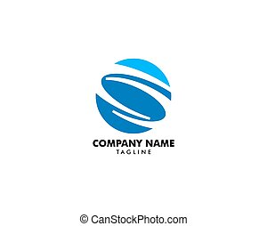 logo, abstract, cirkel