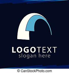 logo, abstract, vector, mal