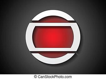 logo, abstrakt, korporativ, baggrund