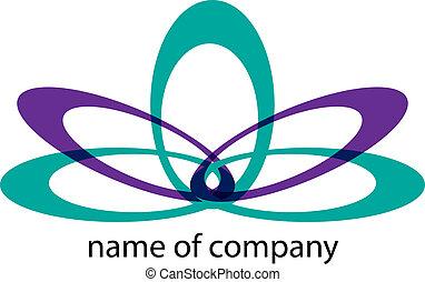 logo, abstrakt