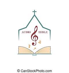 Logo Audio Bible