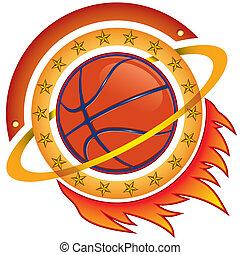 logo, basketball mannschaft
