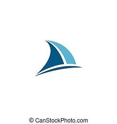 logo, bateau croisière