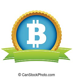 logo, bitcoin, or