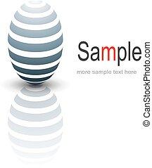Logo business 3D sphere