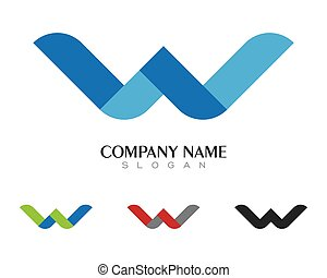 Logo Business Template Vector icon design