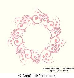 logo, cirkel