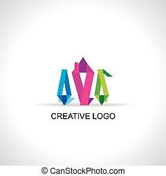 logo concept house