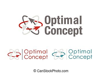 logo, conception, business