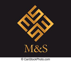 logo, conception, ms