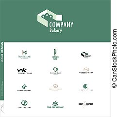 Logo design - Confectionery or bakery created logo design