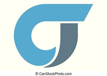 logo, dsign, lettre