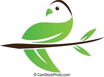 logo, dykke, det leafs