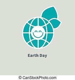 Logo Earth Day