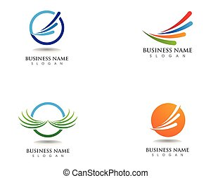 logo, finanse, handlowy